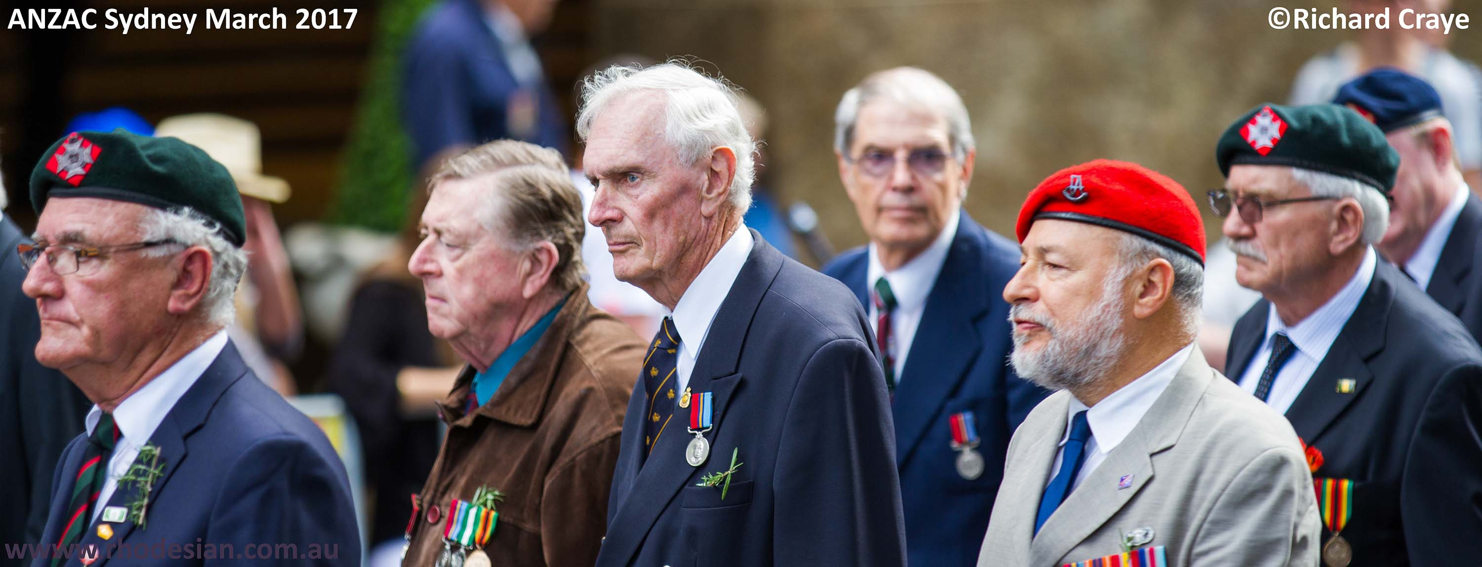 Reunions for Rhodesian associations and gatherings