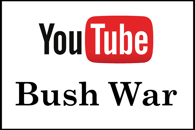 Button to open YouTube videos of the Rhodesian Bush War