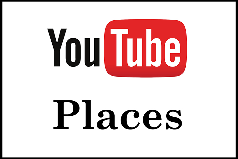 Button to open videos on YouTube of places in Rhodesia